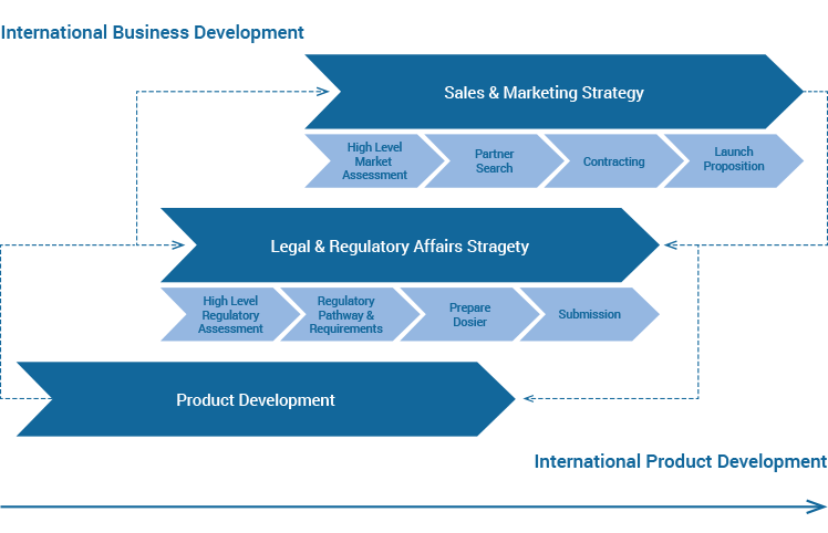 Product and Business Development
